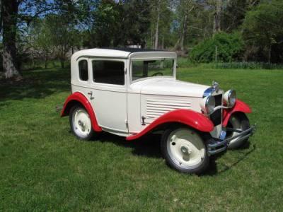1932 Austin Bantam Coupe