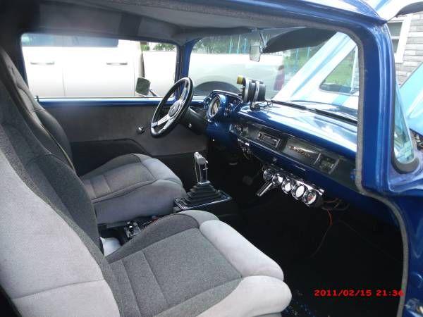 1957 Chevrolet Sedan Delivery 6