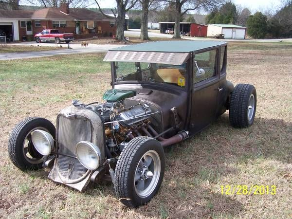 1926 Ford Model T 1