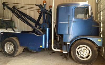 1961 Mack Model H