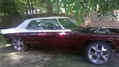 1972 Buick La Sabre