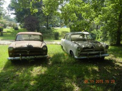 1952 Willys Sedan