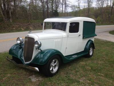 1935 Chevrolet Delivery Wagon
