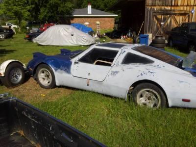 1971 Bradley GT II