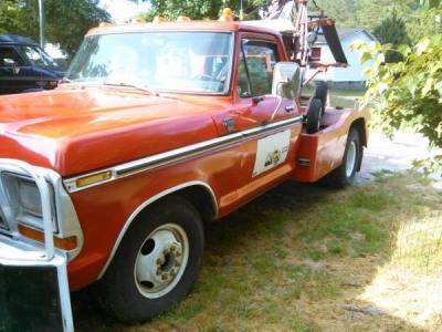 1979 Ford Ranger