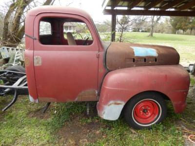 1951 Ford Rat Rod