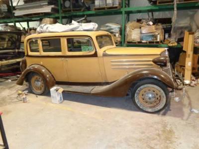 1935 Nash Lafayette