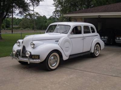 1939 Buick Special 8