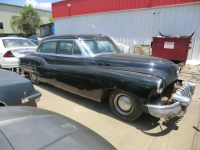 1950 Buick Super 8