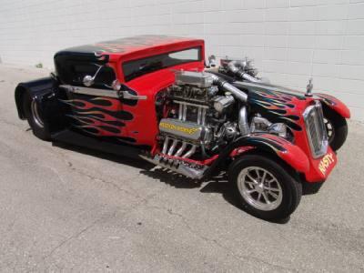 1930 Hudson Hornet
