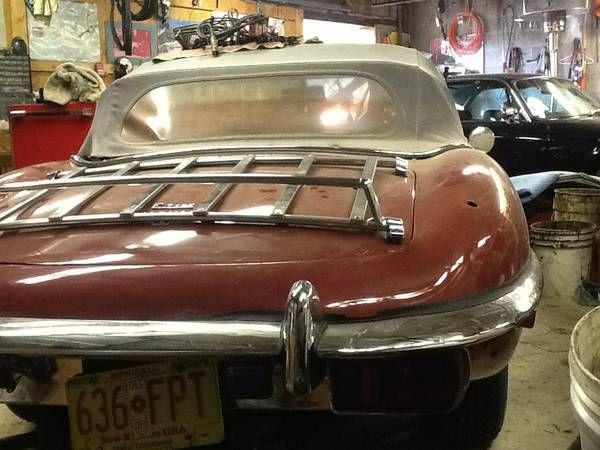 1969 Jaguar XKE 3