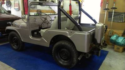 1946 Kaiser Army Jeep