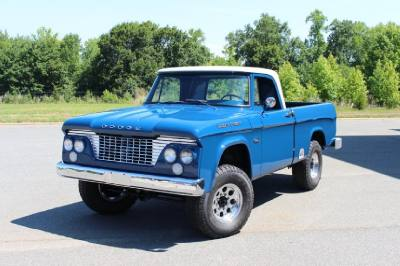 1967 Dodge W100 Power Wagon