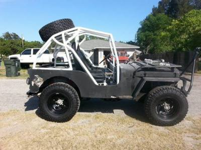 1946 Willys Jeep CJ2A