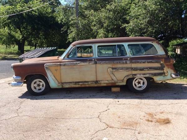 1954 Ford Country Squire 6