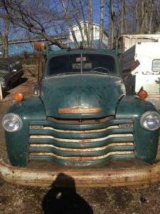 1949 Chevrolet Stake Truck