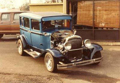 1930 Plymouth Street Rod