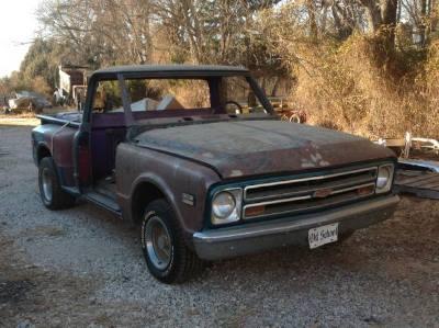 1968 Chevrolet 1/2 Ton Shortbed