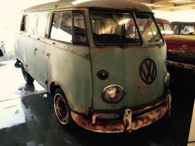 1964 Volkswagen Bus Camper