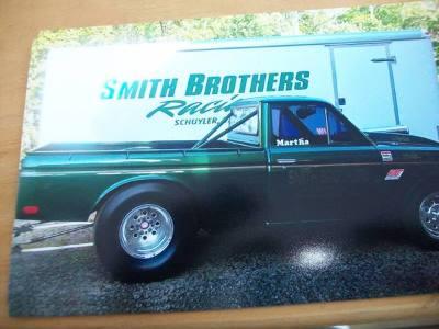 1968 Datsun Drag Race Pickup Truck