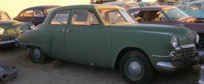 1949 Studebaker Sedan