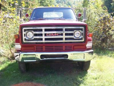 1976 GMC 6500