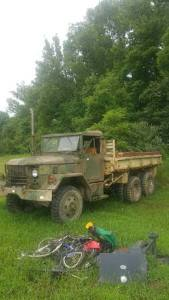 1965 Military Truck