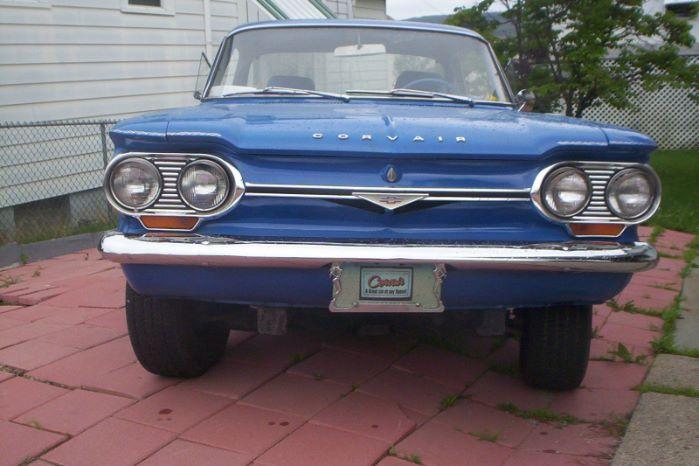 1964 Chevrolet Corvair 4