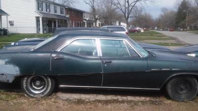 1967 Buick La Sabre