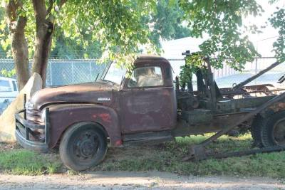 1948 Chevrolet Wrecker