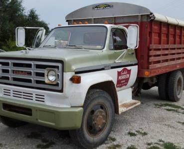 1973 GMC 6000