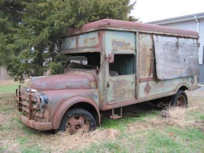 1940 Dodge Roadroad Express