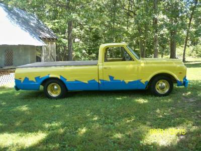 1969 Chevrolet Rat Rod