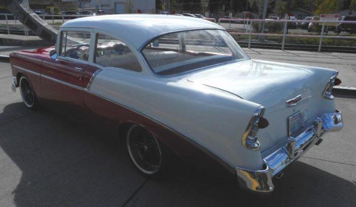 1956 Chevrolet Bel Air 3