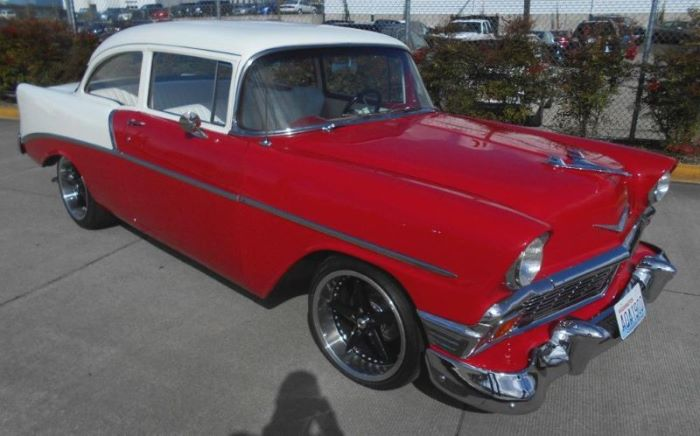 1956 Chevrolet Bel Air 4