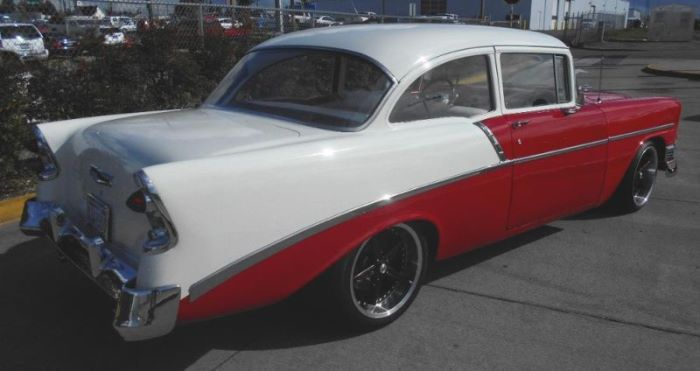 1956 Chevrolet Bel Air 5