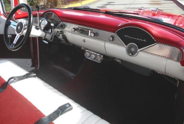 1956 Chevrolet Bel Air 6