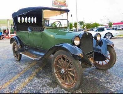 1918 Dodge Touring