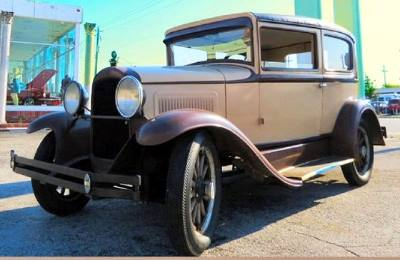 1929 Willys Whippet