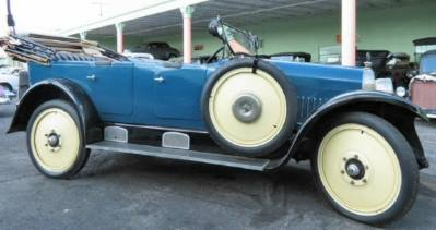 1924 Nash Special Six Touring