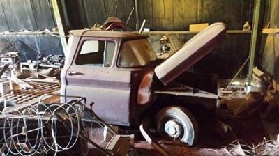 1961 Chevrolet Pickup