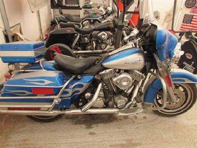 1987 Harley Davidson FLHS