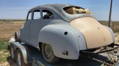 1948 Windsor Restomod