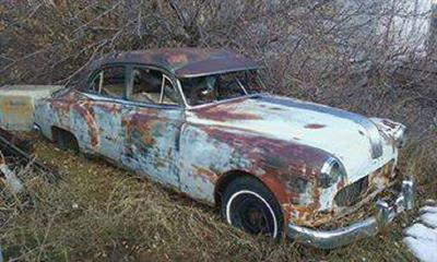 1951 Pontiac Sedan