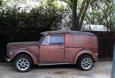 1965 Volkswagen Wagon Panel