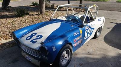 1964 Austin Healey Midget Mark II Sprite