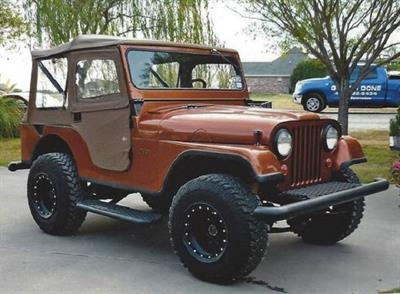 1965 Kaiser Jeep Willys
