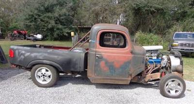 1939 Dodge Pickup Rat Rod