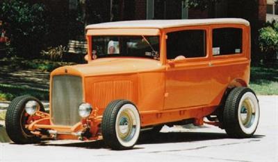 1929 Chrysler Sedan