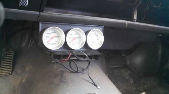 1986 Chevrolet Blazer 9